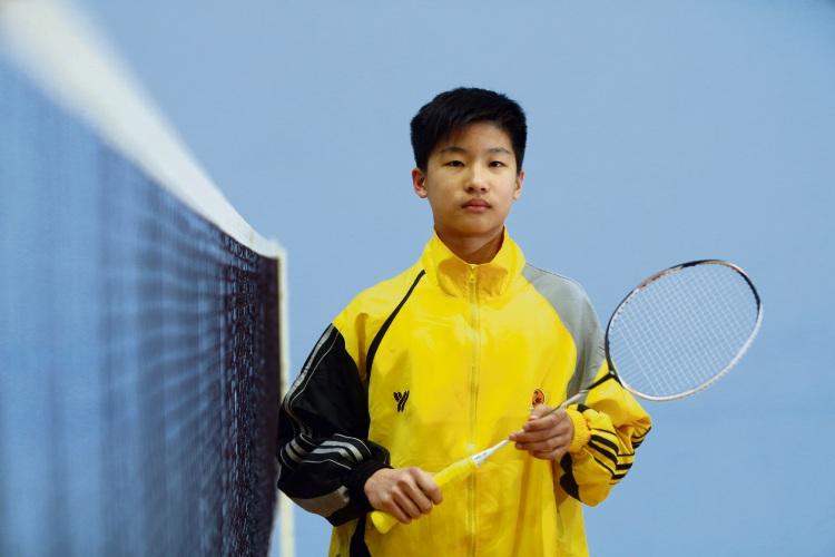 Hong Yuan Wong (16, of Willetton). Photo: Martin Kennealey