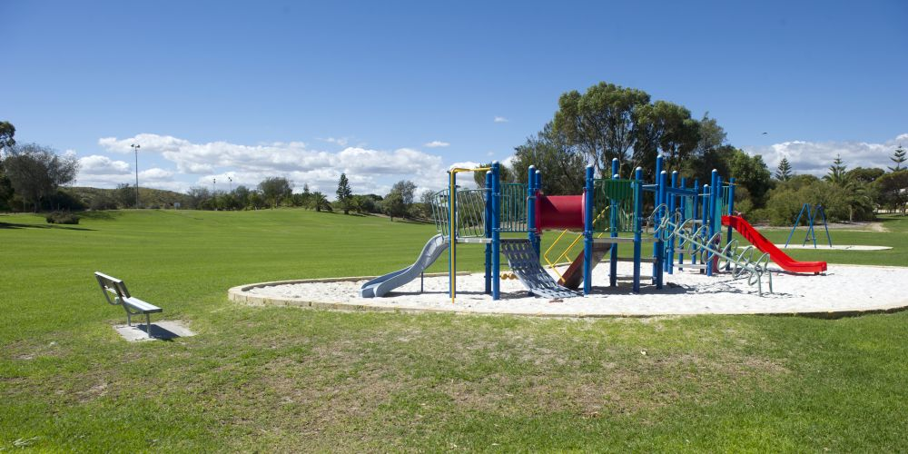 More play equipment is planned as part of Charnwood Park's $3.89 million upgrade.