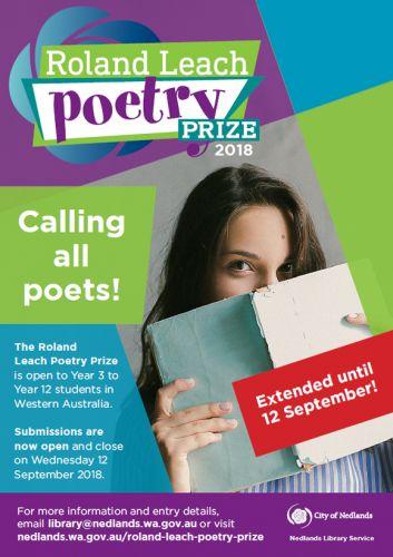 Roland Leach Poetry Prize