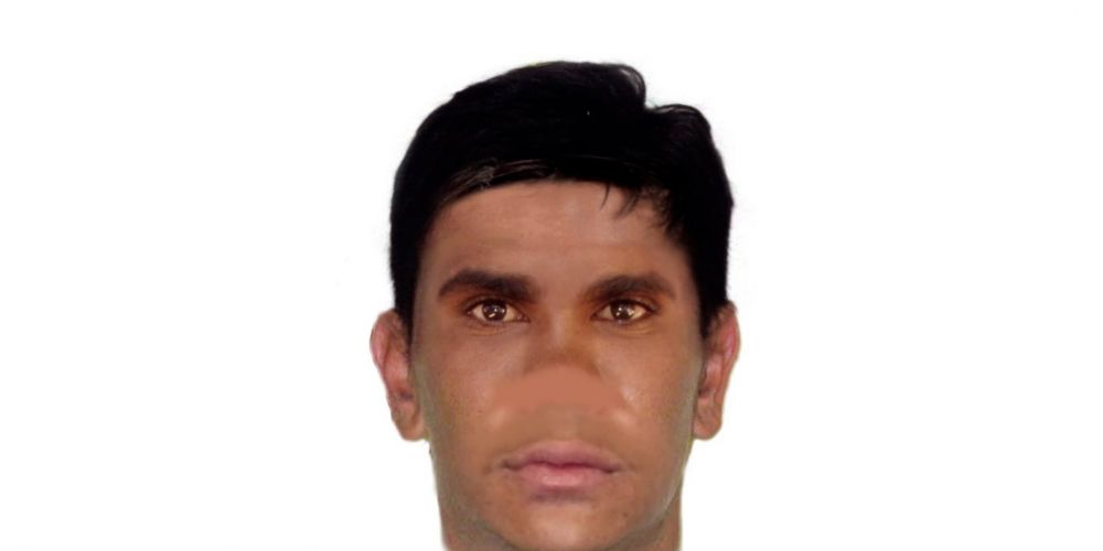 A man with no nose is committing robberies in Perth's east.