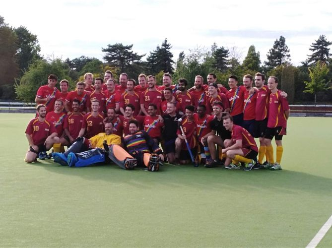 Perth Pythons won gold at the Gay Games in Paris