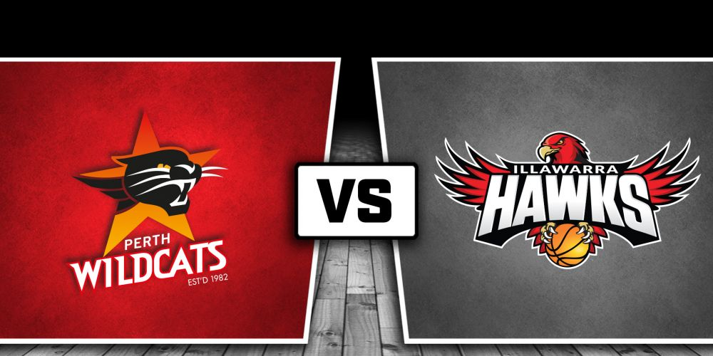 Perth Wildcats vs Illawarra Hawks