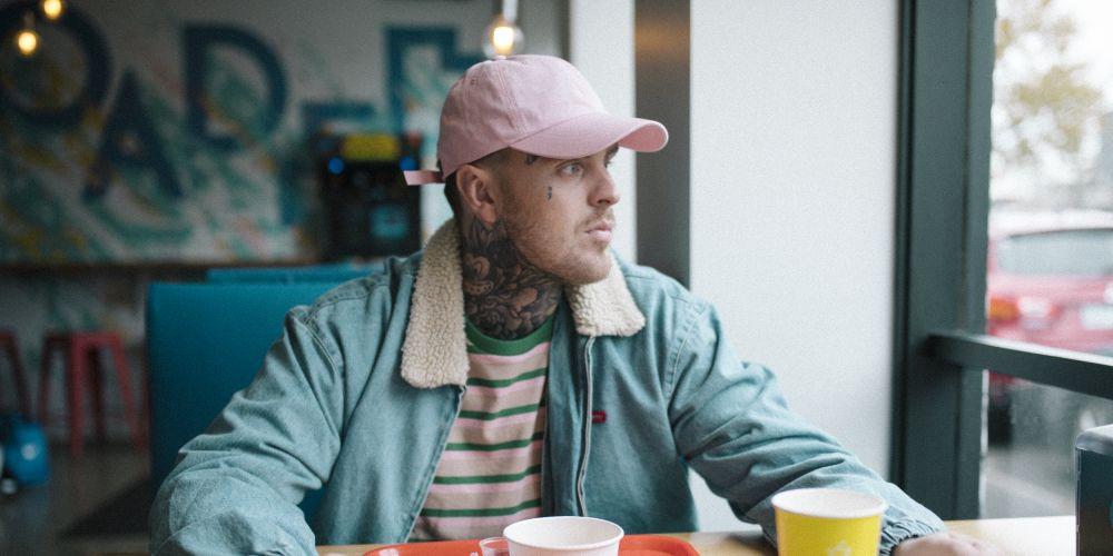 Aussie rapper 360 hits Fremantle on September 21.