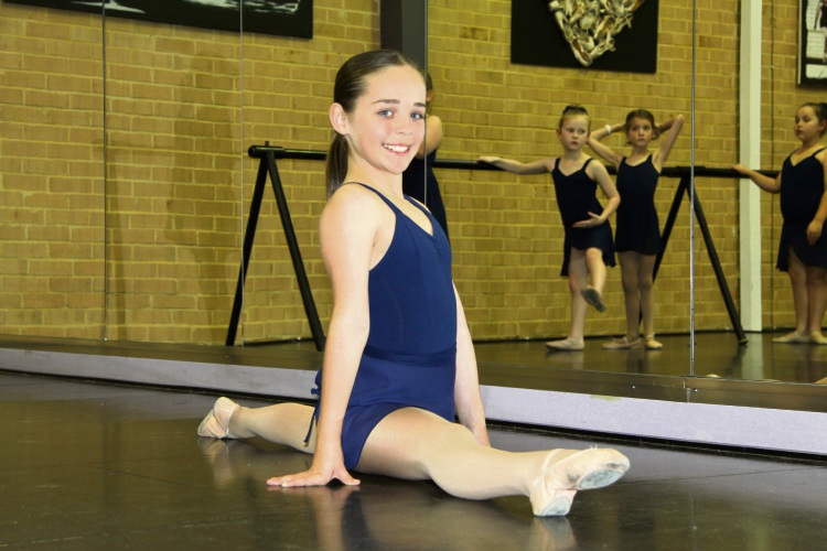 Bertram dancer (11) hopes to compete in the US