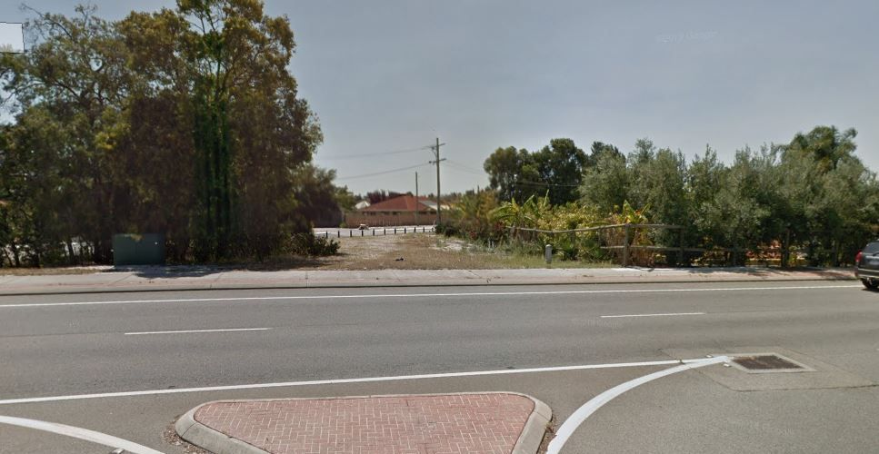 The intersection of Nicholson Road and Birnam Road in Canning Vale.