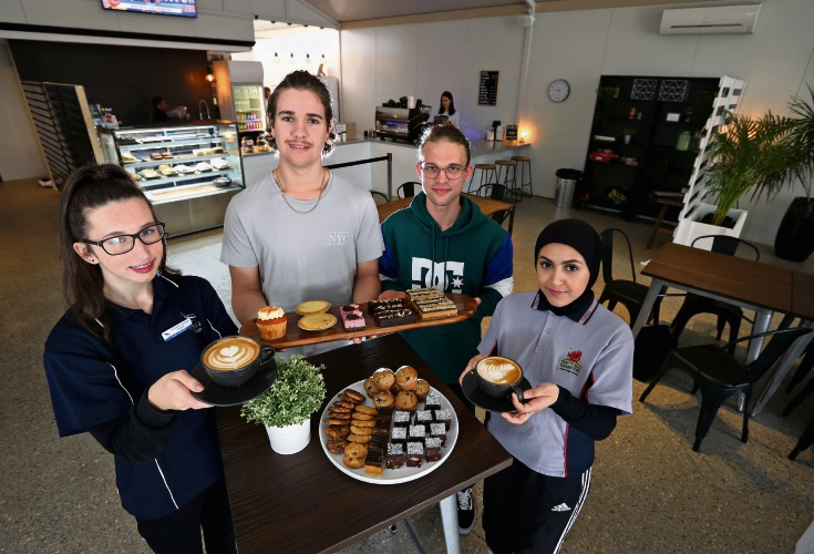 Beechboro: Recently-renovated The Overflow Cafe to continue providing work experience for local students