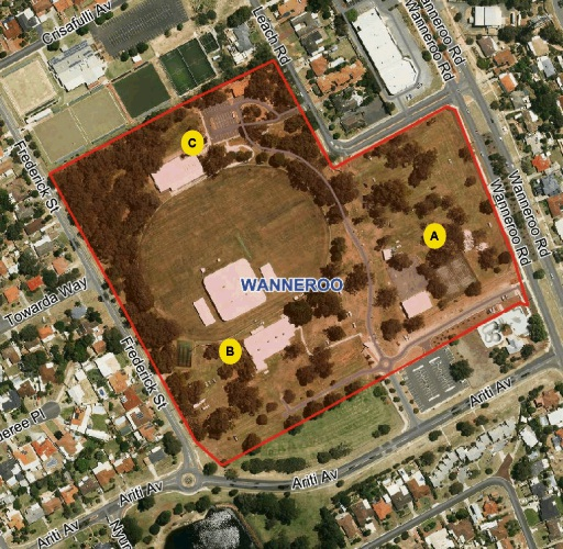 The City of Wanneroo plans to upgrade toilet blocks A and B.