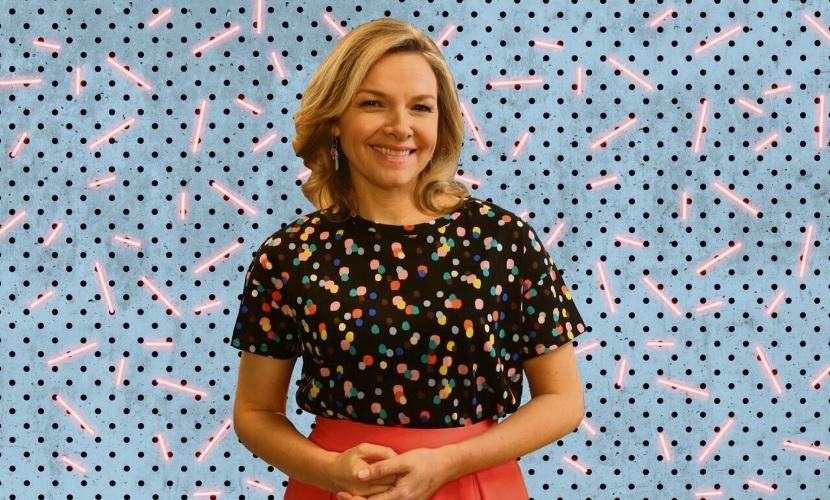 Justine Clarke.