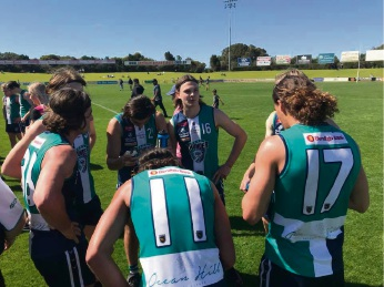 Peel Thunder Colts in thrilling finals win