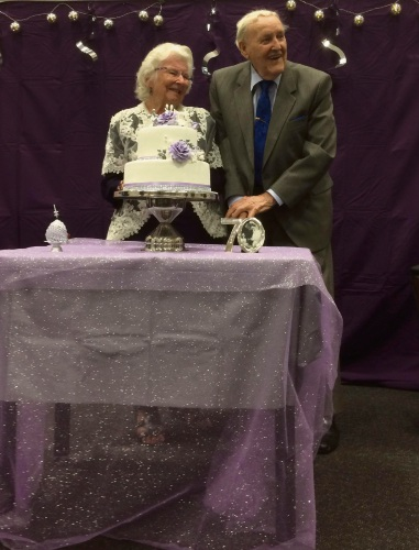 Marangaroo couple celebrate 70th anniversary