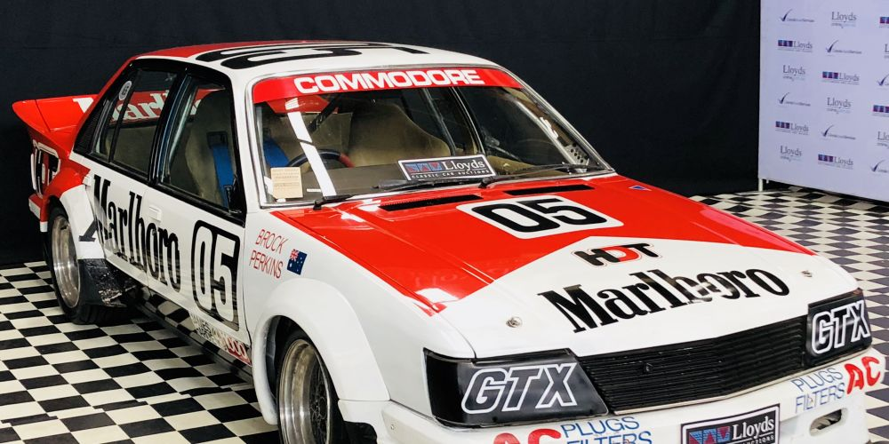 World's largest collection of Peter Brock memorabilia goes under the hammer