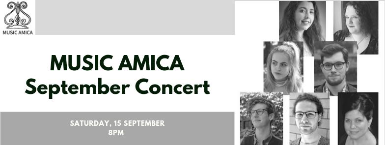 Music Amica Concert