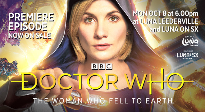 Doctor Who: The Woman Who Fell To Earth premiere screening