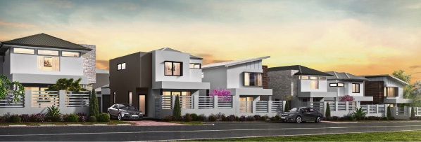 An artist's impression of the approved development on Methuen Way, Duncraig.