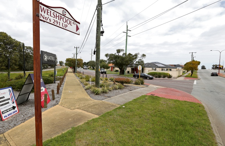 The Welshpool Road and Wharf Street intersection in Queens Park has been promised $100,000 for Stage 1 of road improvements under the State Government''s Black Spot program.