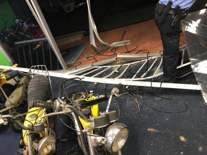 Fifth Element Kawasaki in Mandurah trashed after breakin
