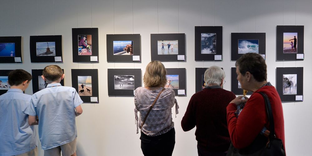 There will be 100 entries on display at the 10th annual Act-Belong-Commit PhotoVoice Competition exhibition at the Gary Holland Community Centre. Picture: City of Rockingham.