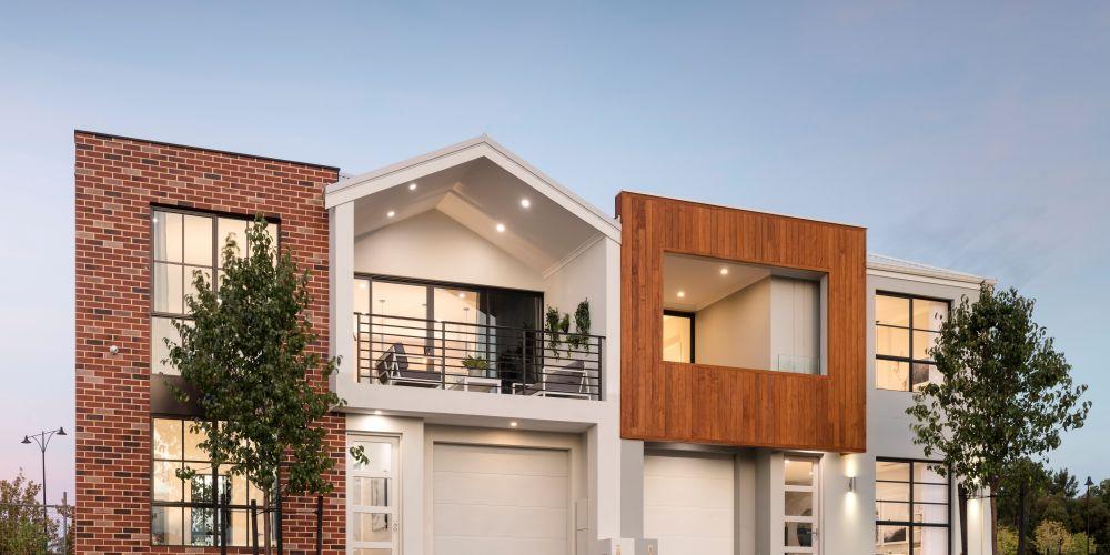 The award-winning Verge Microlot Precinct, Ellenbrook showcased small lot development.