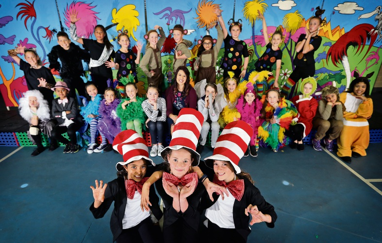 Excelsior Primary School channel their inner Seuss for sold-out musical