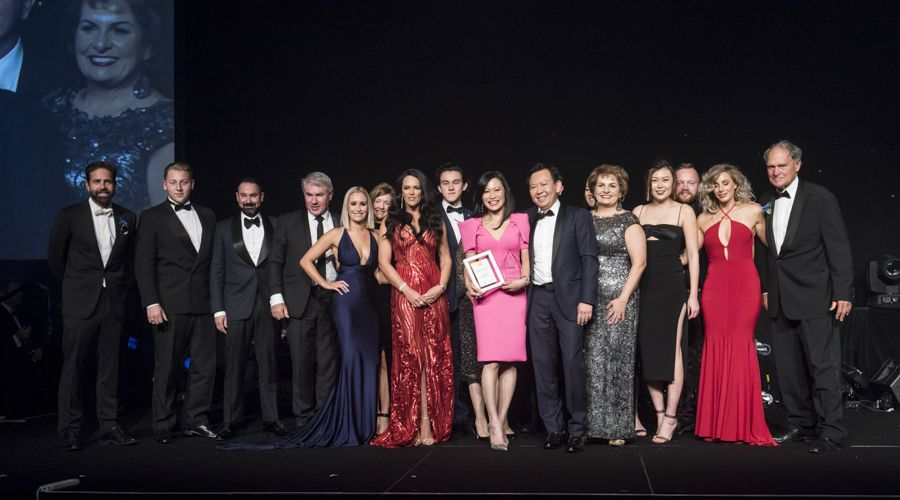 Ray White Dalkeith-Claremont were named top metropolitan office for highest settled commission.