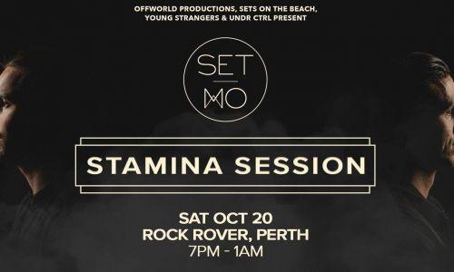 Set Mo 'Stamina Sessions' Tour Perth