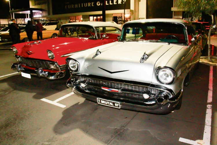 Northern Steel held its first car club meet in Joondalup on September 15.  Pictures: Lisa Punter