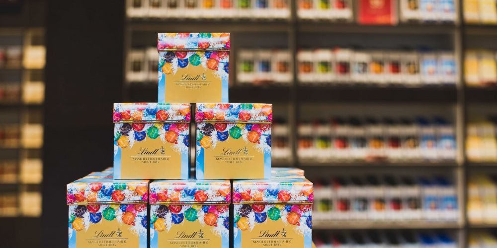 Perth DFO Lindt & Sprungli store to give away 300kg of chocolate