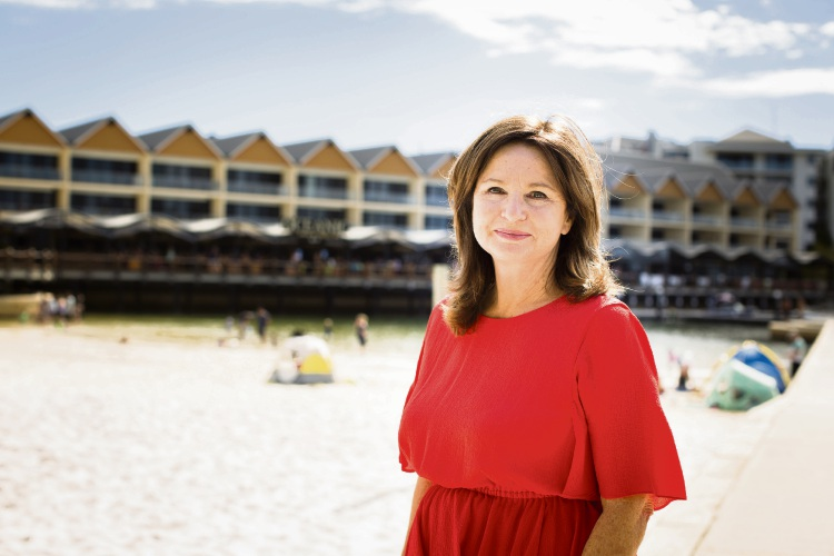 Canning Labor candidate Mellisa Teede pushes education, literacy
