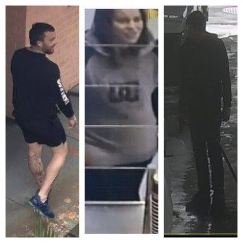 Wanted for questioning Rockingham and Kwinana