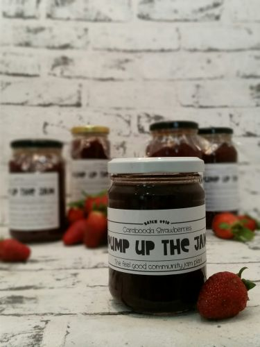 Pump up the Jam is helping farmers.