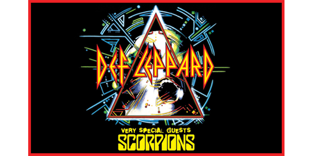 Win Tickets to Def Leppard