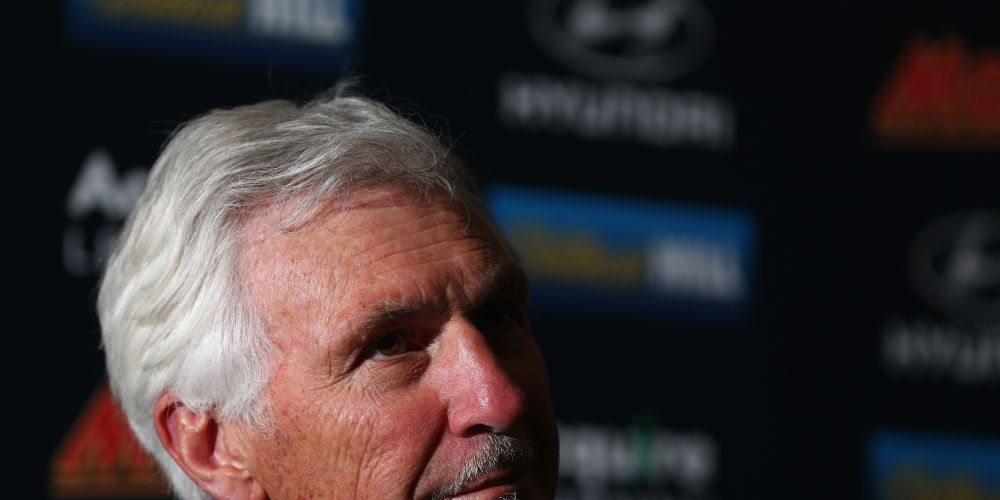 Mick Malthouse (Photo by Robert Cianflone/Getty Images)