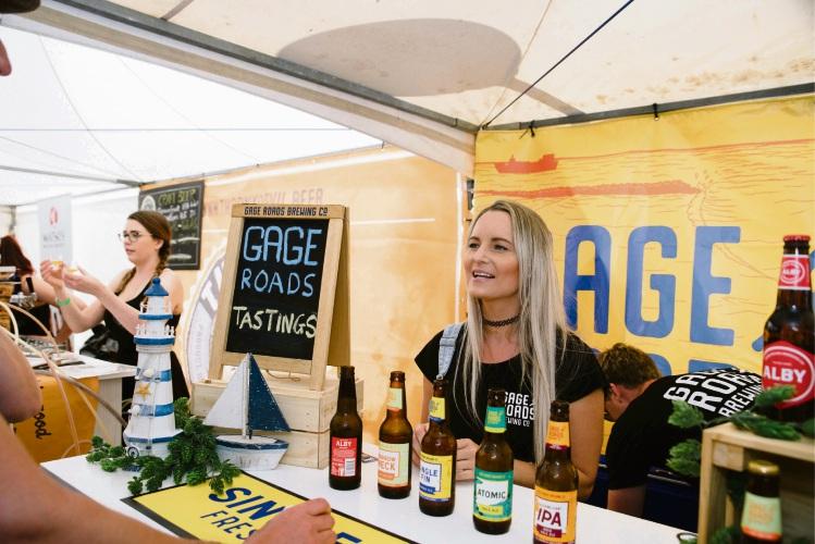 The Boardwalk Beer Fest returns to Mindarie Marina on October 20.