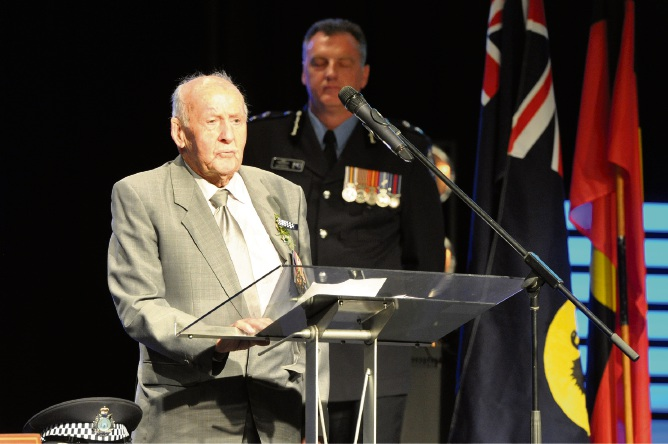 National Police Remembrance Day commemorated in Mandurah