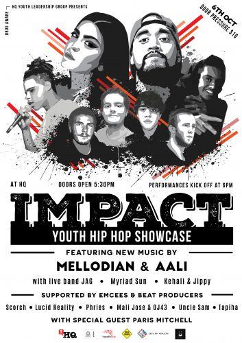 IMPACT – Youth Hip Hop Showcase