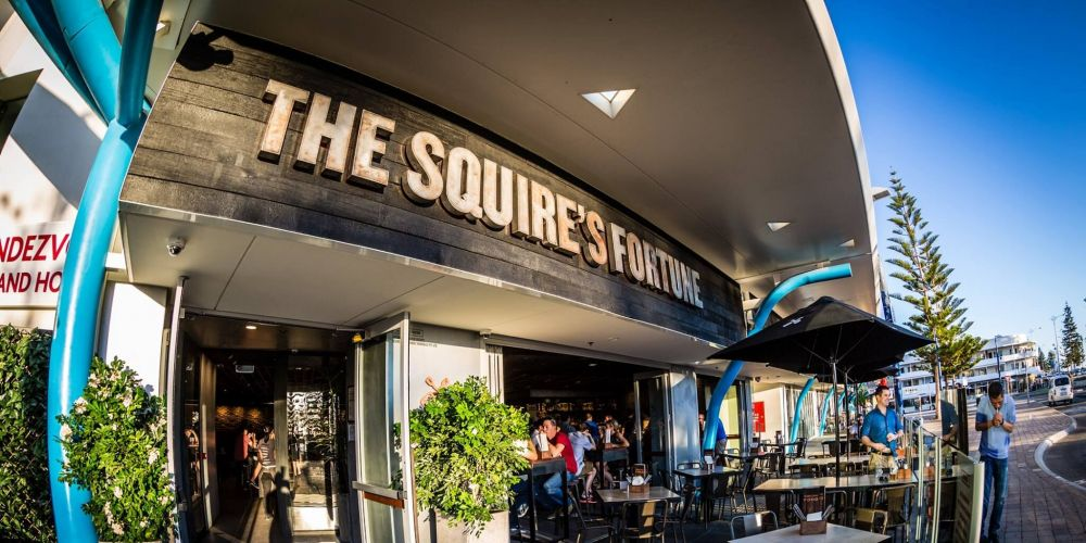 The Squire's Fortune closes its doors this month to make way for The Peach Pit.