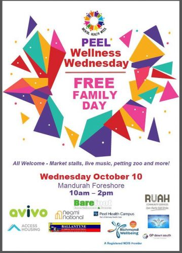 Peel Wellness Day is on October 10.