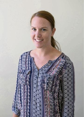 Dietitian Sarah Whalan, of the Telethon Kids Institute.