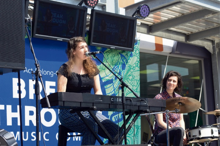 Rockingham Breakthrough Music Competition winners announced