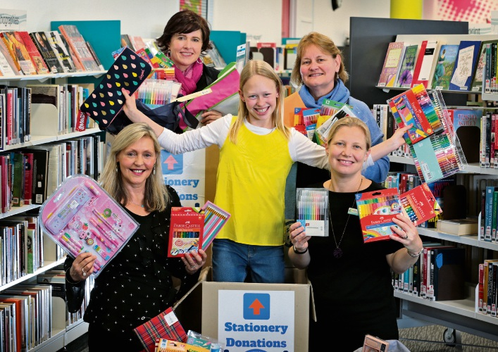 Perth: School Packs Project delivers even more school bags and stationery for children in need