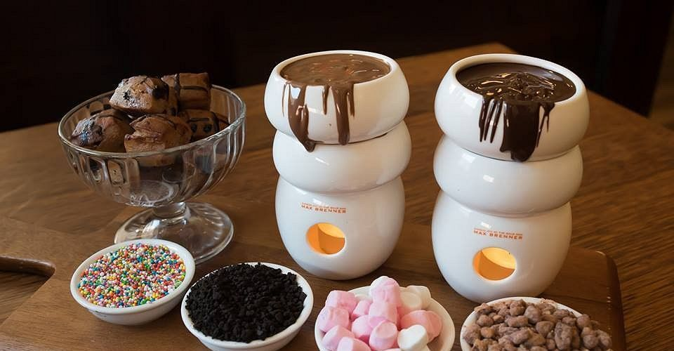 Chocolate chain Max Brenner is closing its Whitford City and Joondalup stores.