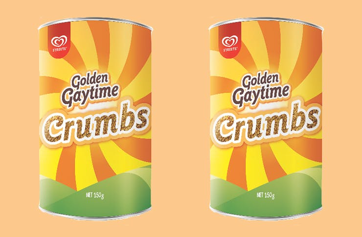 Golden Gaytime crumbs spotted in Perth including new unicorn flavour