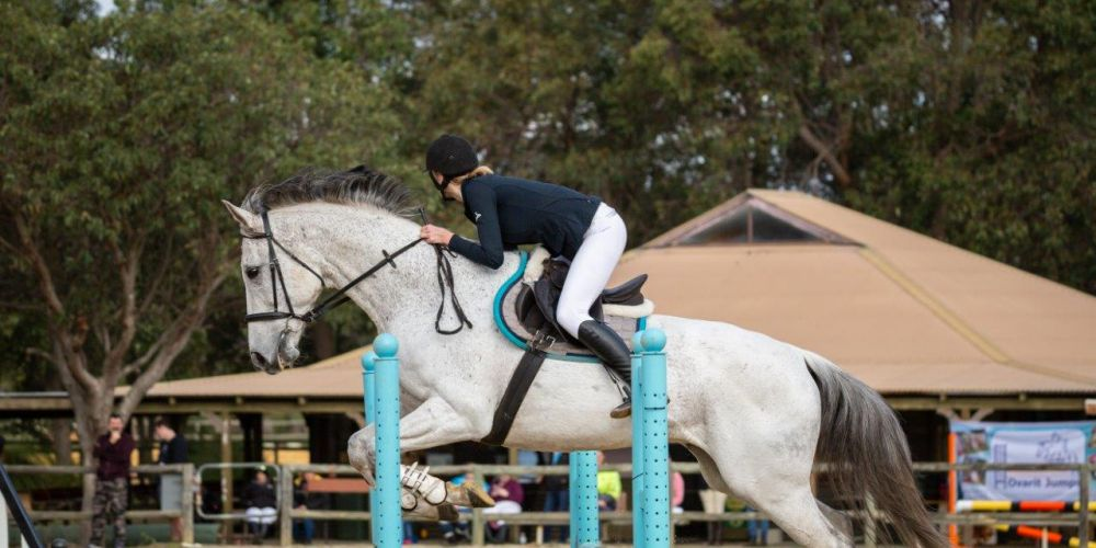 Wanneroo Adult Equestrian Club will hold a showjumping training day. Picture: Secret Women's Business