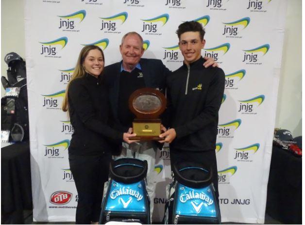 Mandurah's Kathryn Norris wins Jack Newton International Junior Classic
