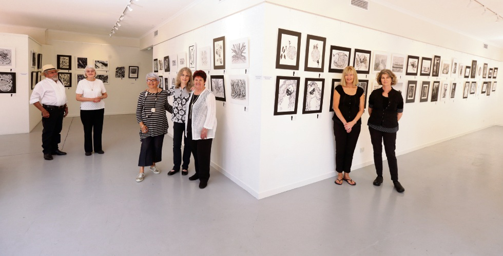 Joondalup Art Gallery hosts black and white exhibition