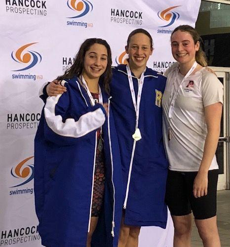 Mandurah Baptist College student wins gold at WA swimming championships
