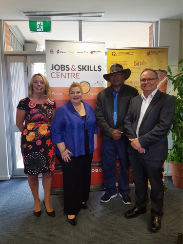 New Peel Jobs and Skills Centre launched in Mandurah