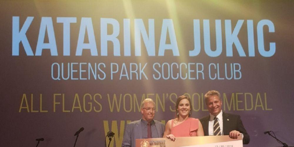 Stellar seasons recognised at 2018 WA football awards