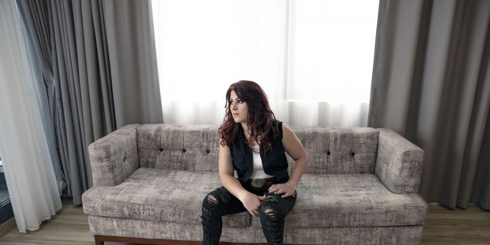Jasmine Atkins. Photo by Jesse Anderson from Klik Productions.
