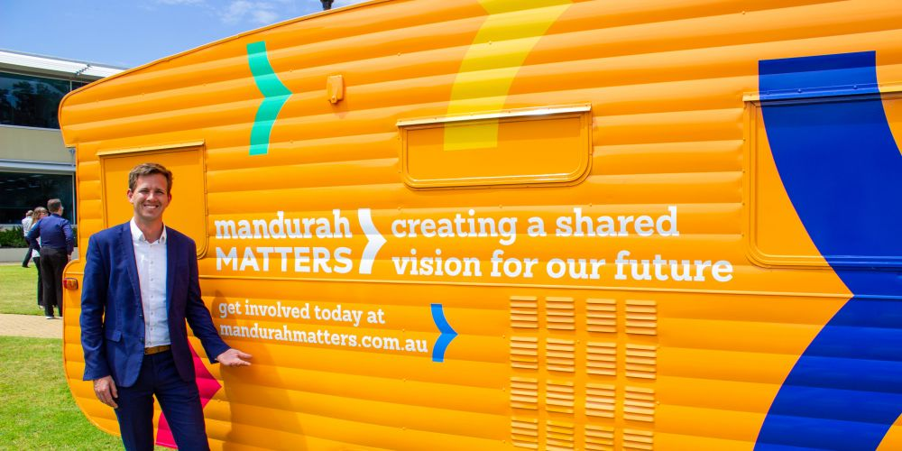 Mandurah Matters to create shared vision for Mandurah